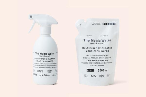 Magic Water THE 中川政七 電解水 クリーナー