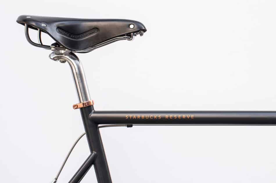 tokyobike tokyobikeCS26 starbucks reserve limited edition brooks saddle