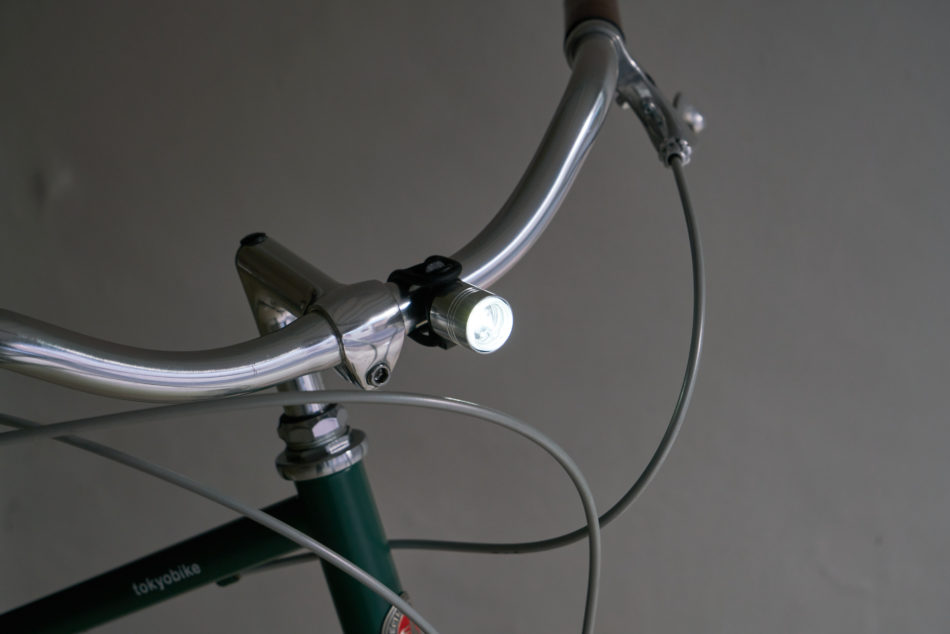 自転車ライト 電池式