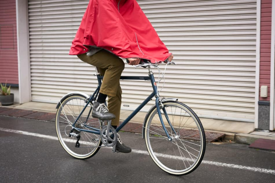 otto 雨 梅雨 イギリス レインケープ レインコート ポンチョ 自転車 サイクリング
