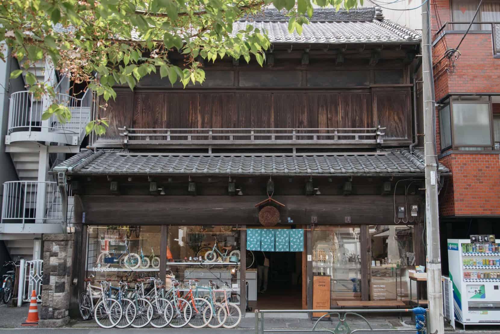 tokyobike トーキョーバイク tokyobikeshop 谷中 高円寺 中目黒 豪徳寺