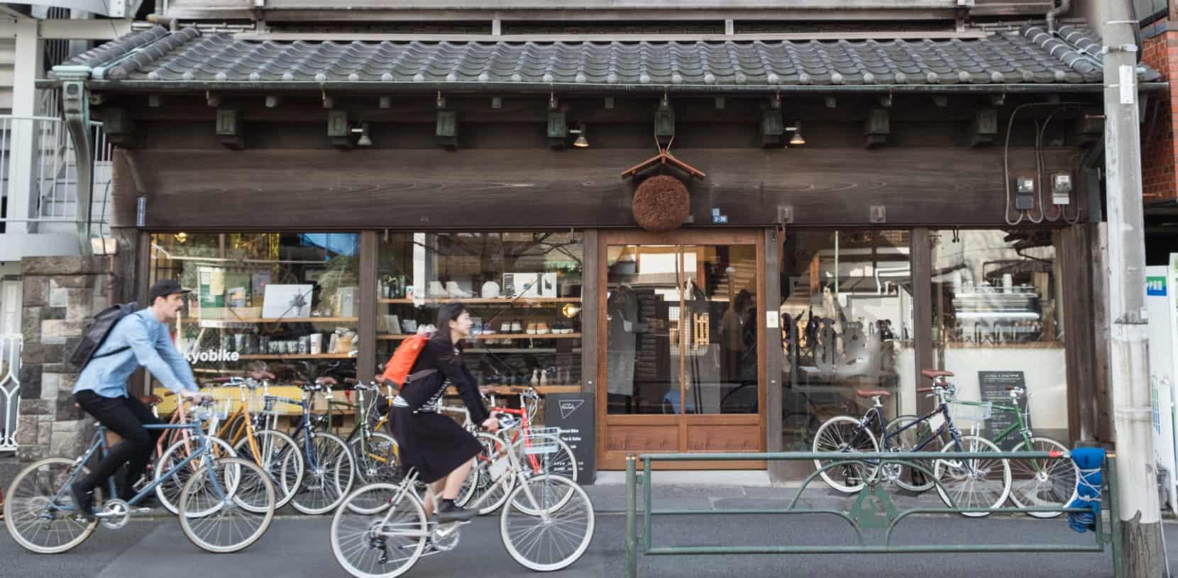 tokyobikeトーキョーバイクtokyobikerentalsレンタルバイク谷中yanakaトップ画像