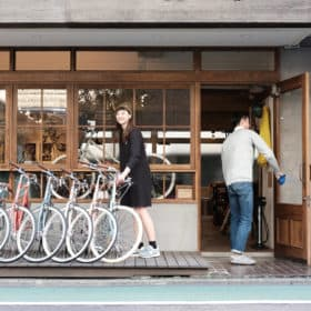 tokyobike トーキョーバイク recruit リクルート