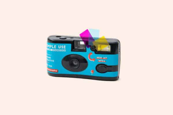 lomography tokyobike simple use film camera