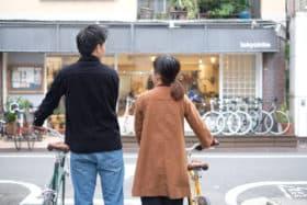 tokyobike 11月22日 いい夫婦の日