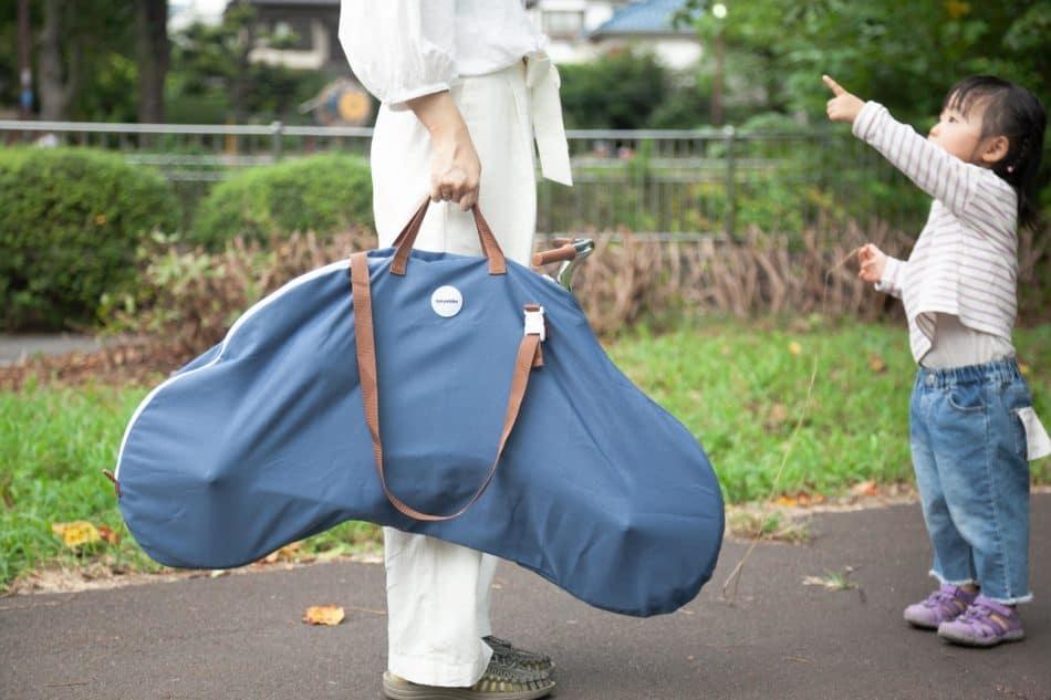 tokyobike paddle travel bag
