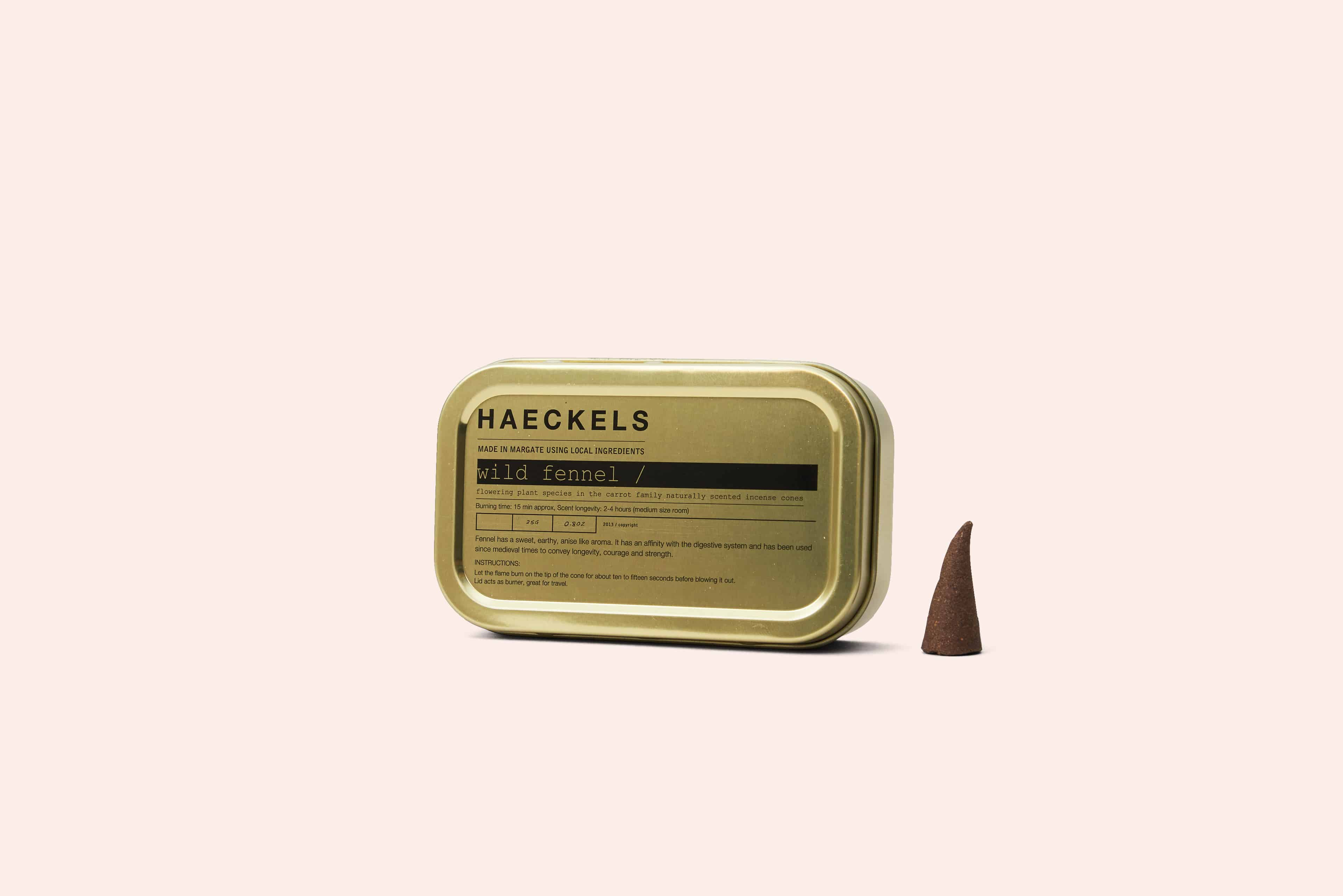Haeckels Incense Wilidfennel