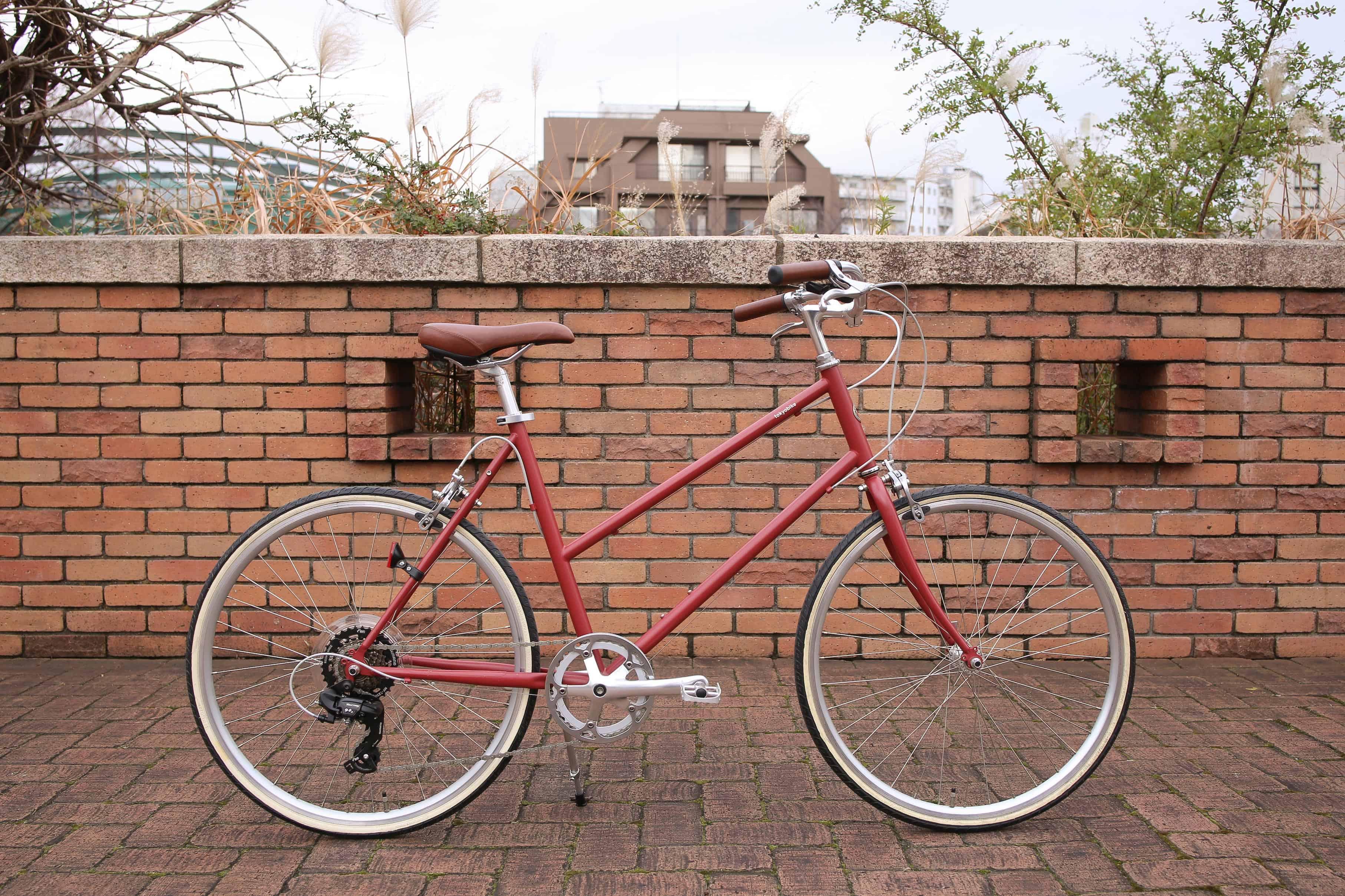 おしゃれな自転車トーキョーバイクTOKYOBIKE BISOU 26