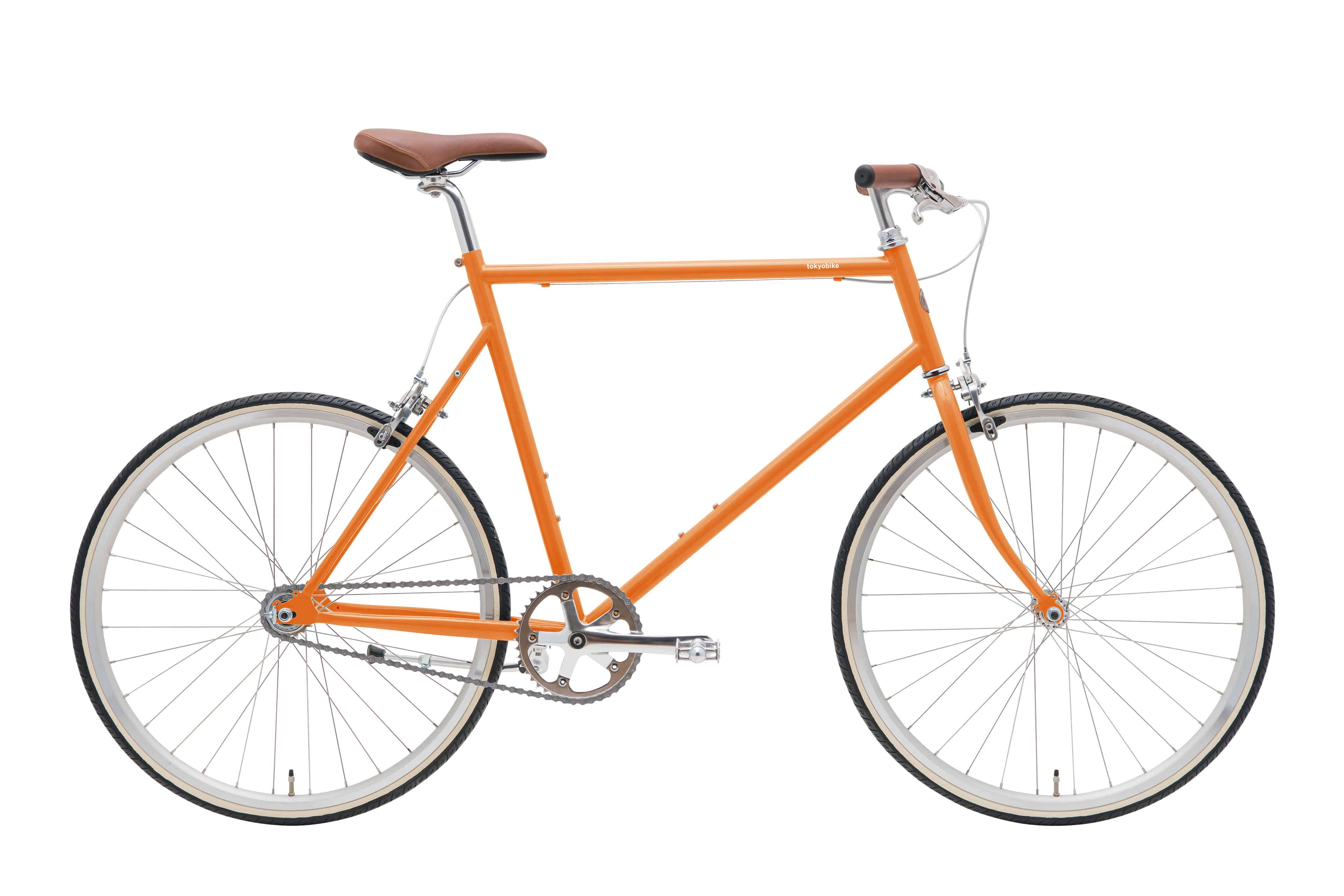 街乗り用のおしゃれな自転車