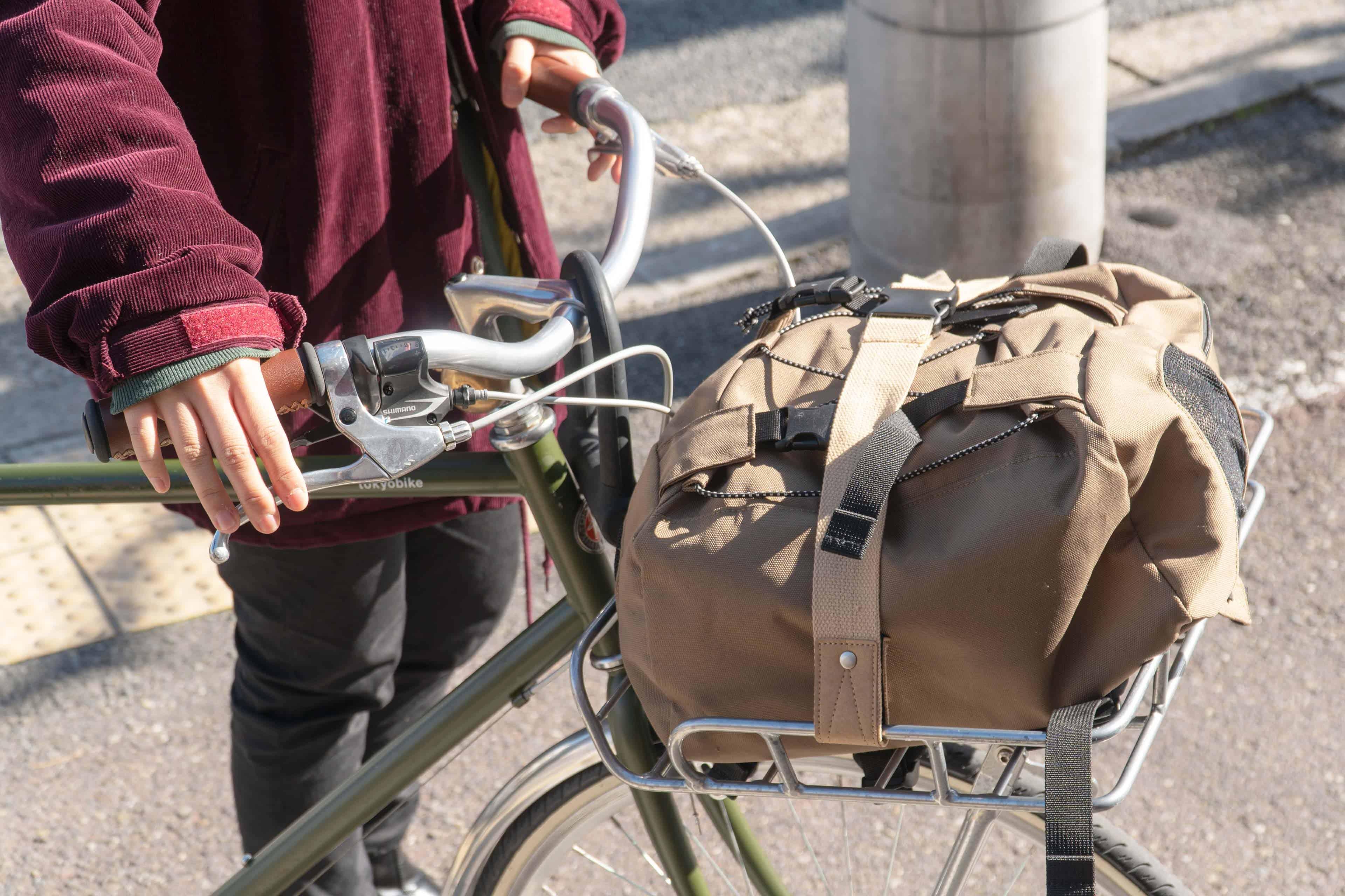 tokyobike 26 モスグリーン カスタム自転車 街乗り自転車 シティバイク クロスバイク