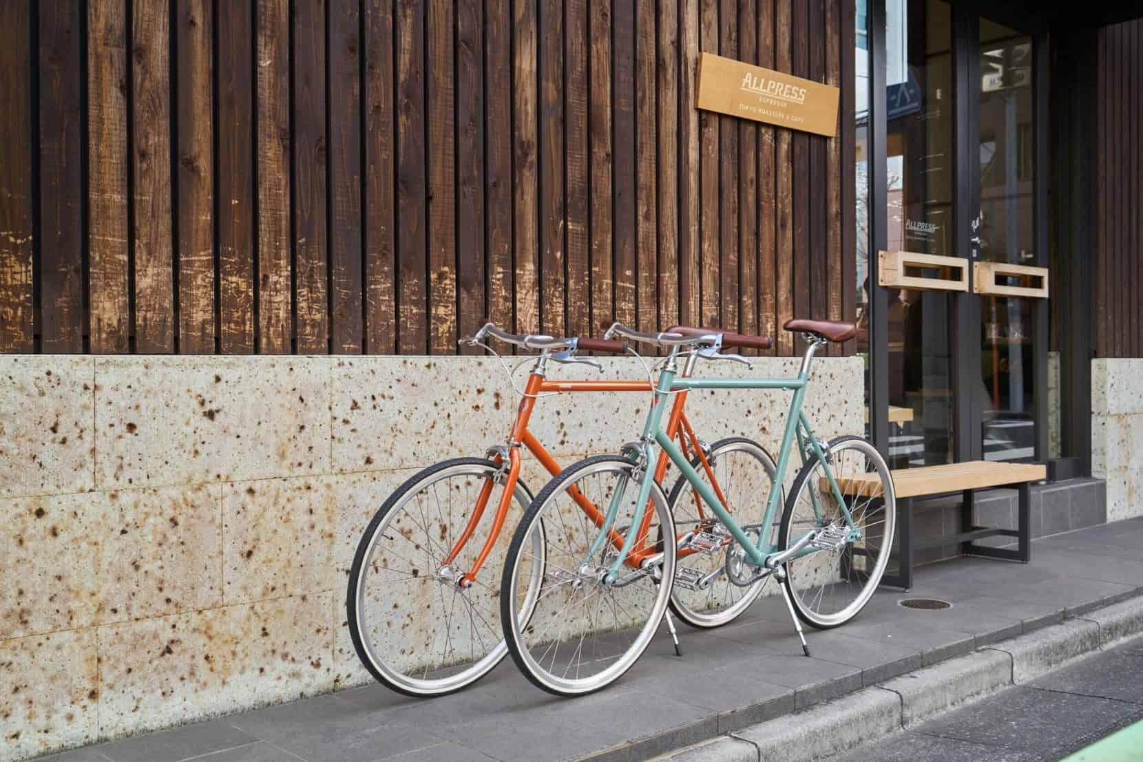 街乗り用のおしゃれな自転車TOKYOBIKE MONO