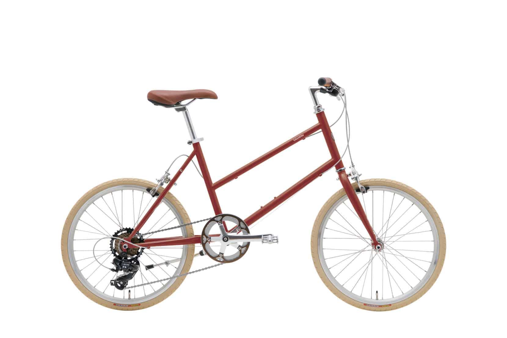 街乗り用おしゃれな小径自転車 TOKYOBIKE CALIN