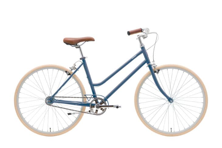 TOKYOBIKE LITE : 女性スタッフがデザインした女性が乗りやすい自転車
