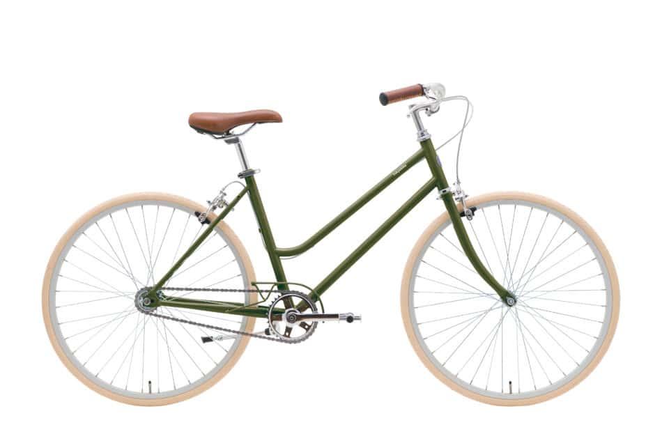 女性スタッフがデザインした女性のための自転車TOKYOBIKE LITE
