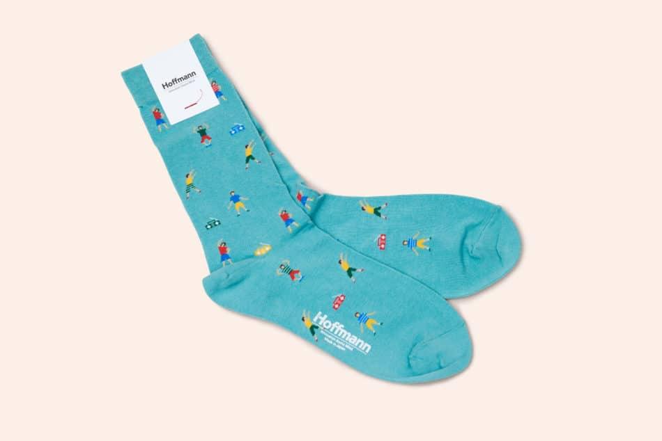 Hoffmann 靴下