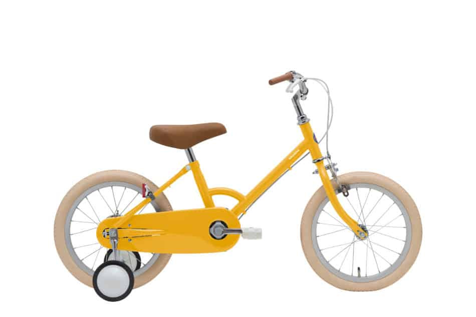 3歳から乗れる子ども用自転車little tokyobike