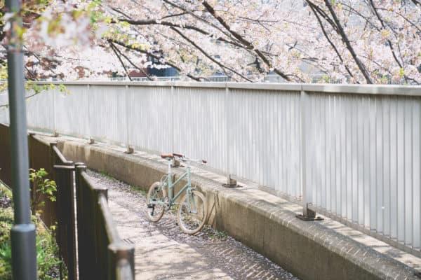 気分転換に、運動不足解消に、自転車を使おう