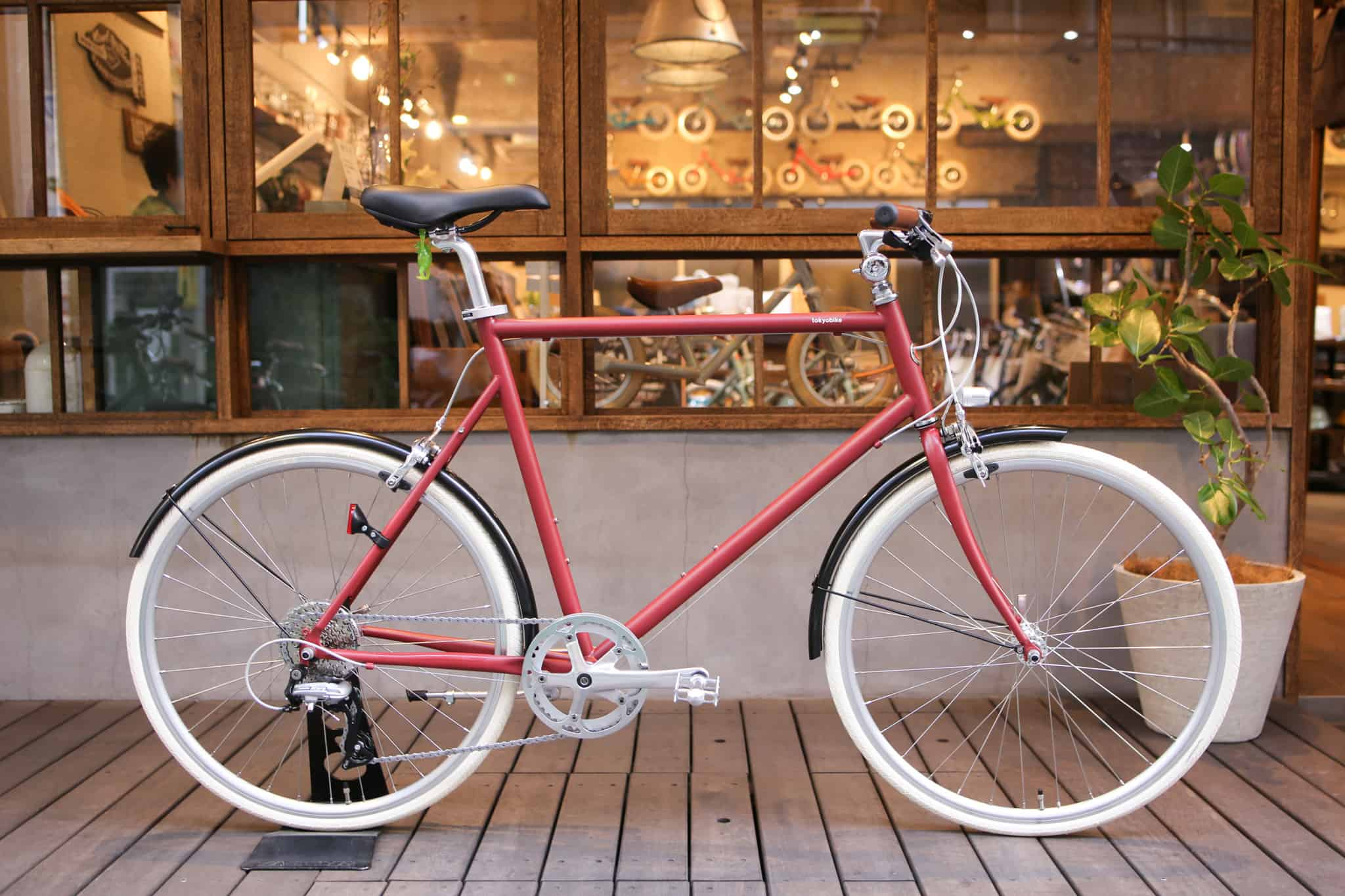 tokyobike タイヤ