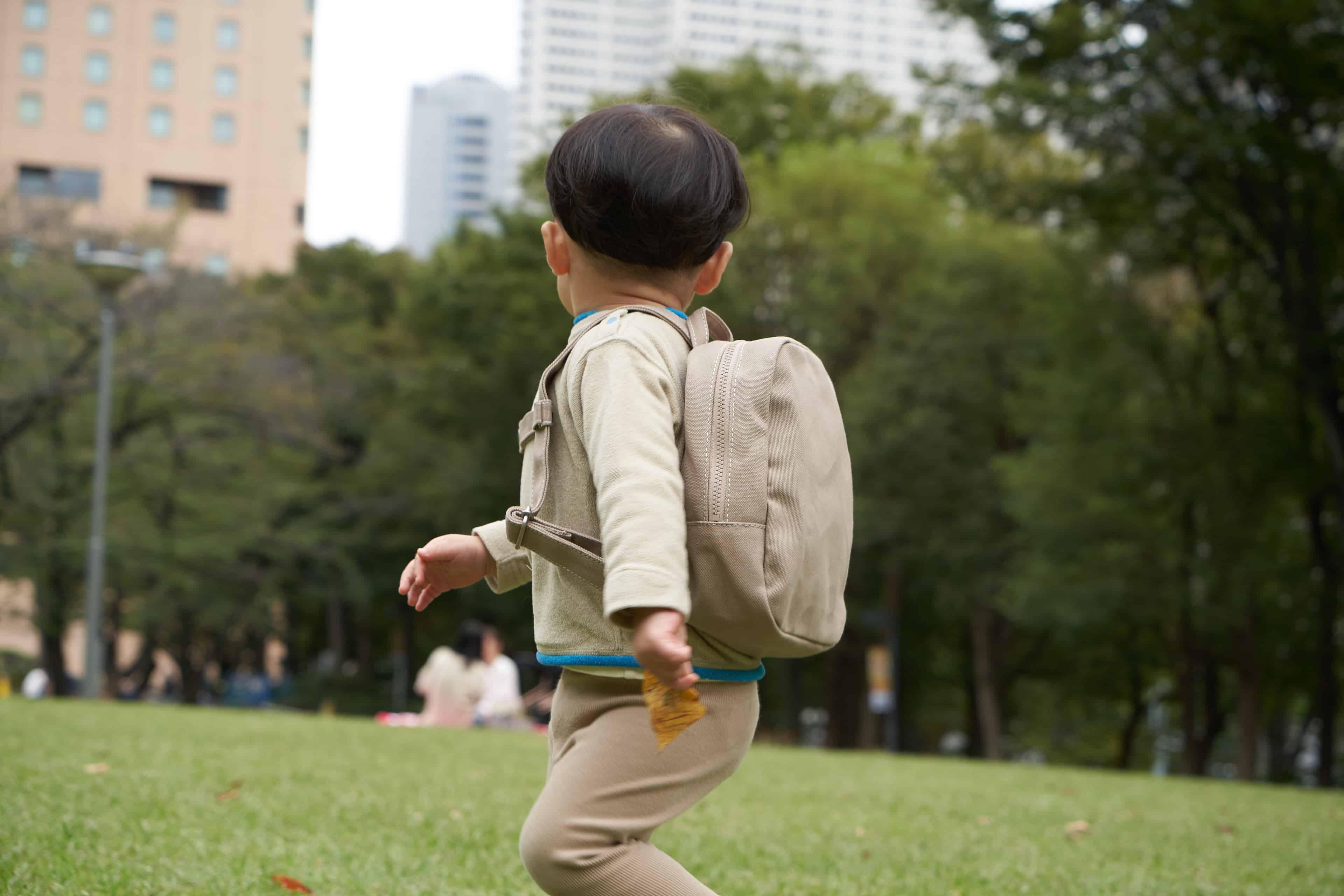 子ども用リュックサック nizyukano tokyobike