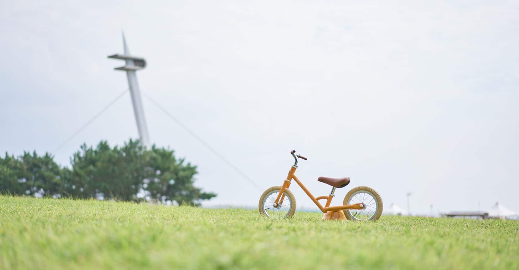 おしゃれな子ども用自転車little tokyobike キックバイクtokyobike paddle