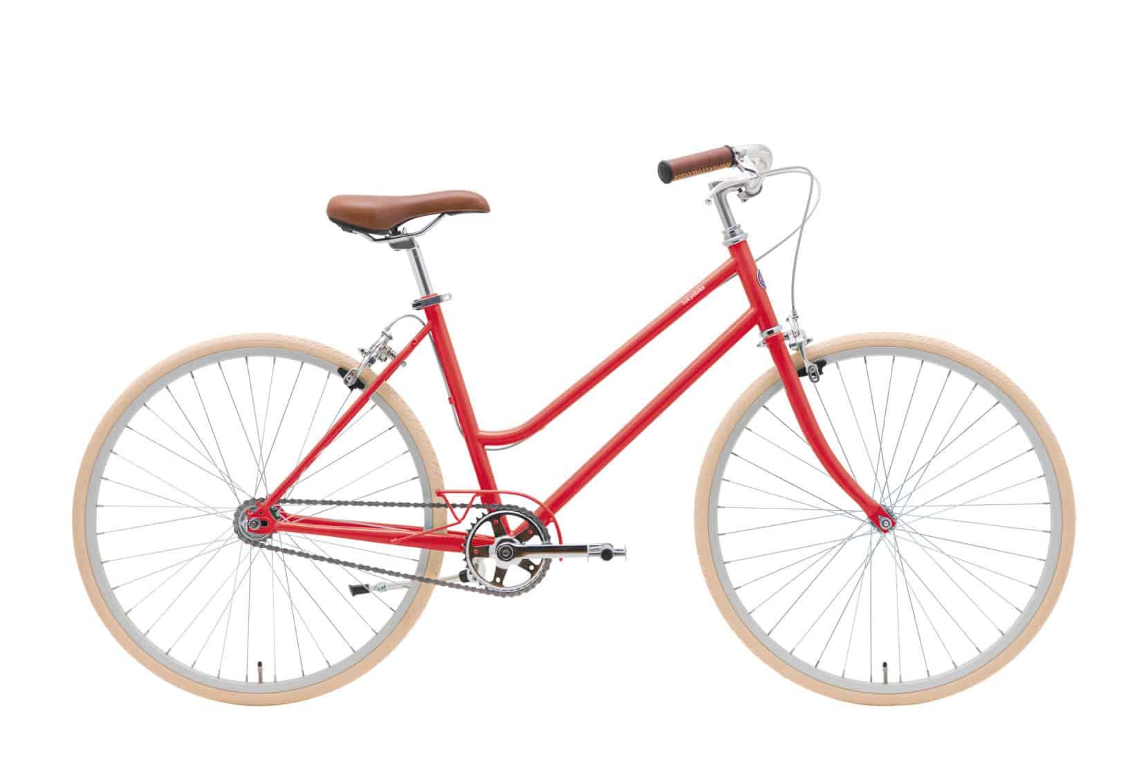 おしゃれな街乗り自転車 TOKYOBIKE LITE 自転車通勤 サイクリングにおすすめ