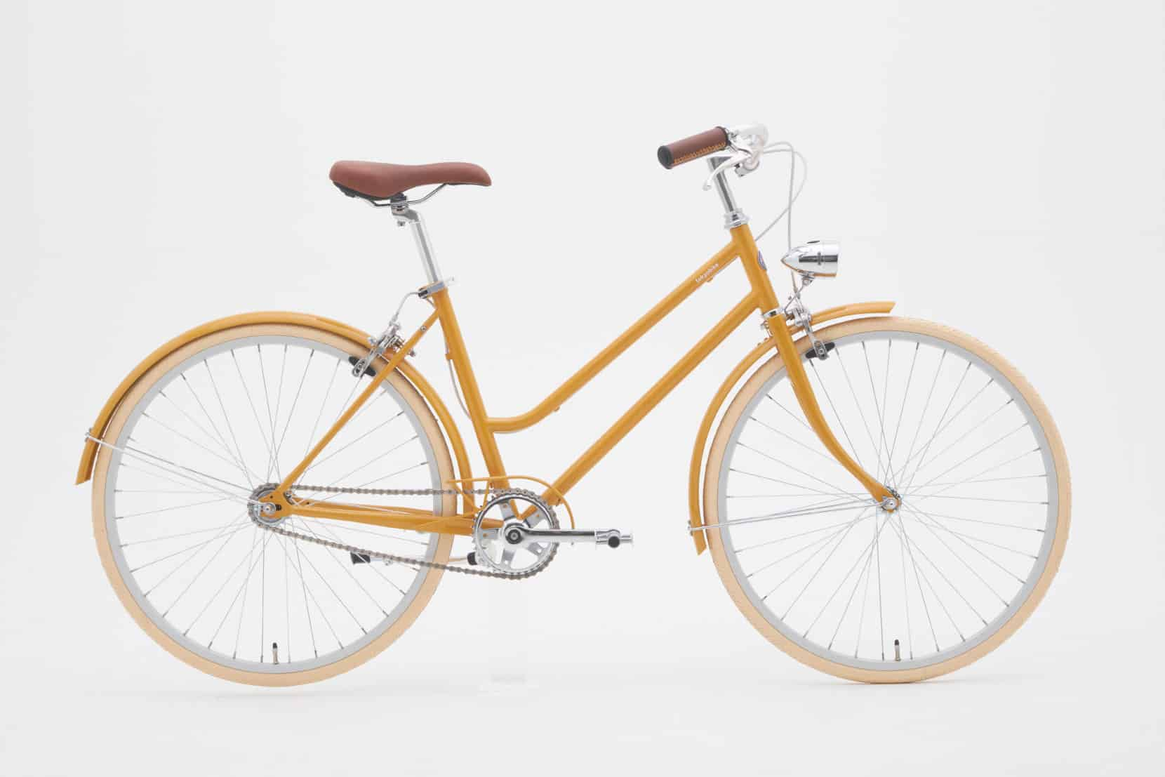 おしゃれな街乗り自転車TOKYOBIKE LITEは自転車通勤やサイクリングにおすすめです。