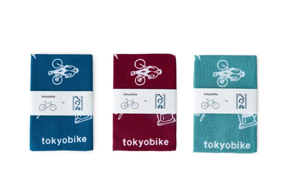 てぬぐい かまわぬ トーキョーバイク tenugui kamawanu