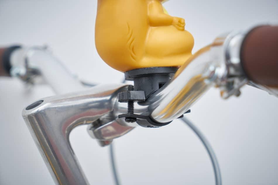 かわいい自転車パーツ プカプカホーン