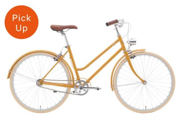 クラシックで乗りやすい自転車TOKYOBIKE LITE