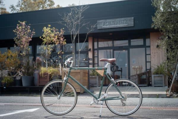 伊勢でレンタサイクルするなら Tokyobike Rentals folkfolk