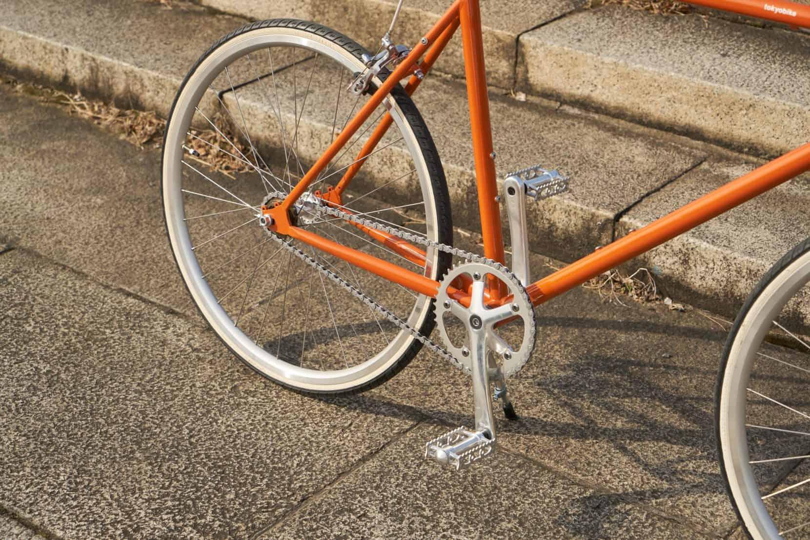 初心者でも楽しめる自転車TOKYOBIKE 26 TOKYOBIKE MONO 違い