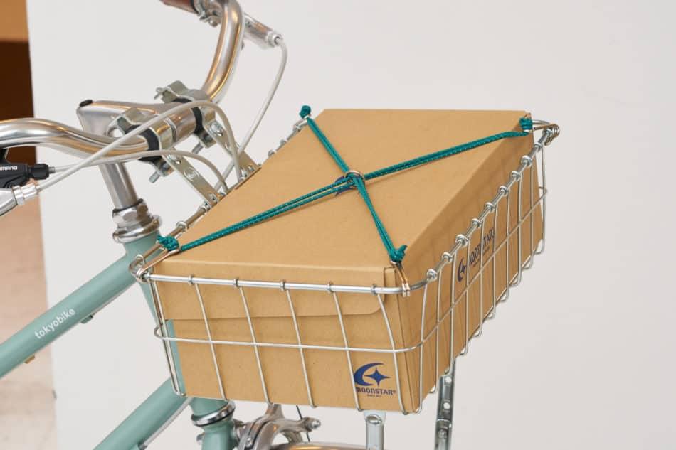 自転車カゴ用ストラップ