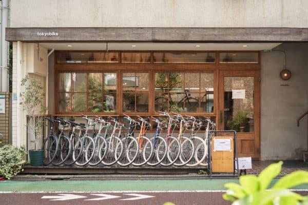 Tokyobike Nakameguro