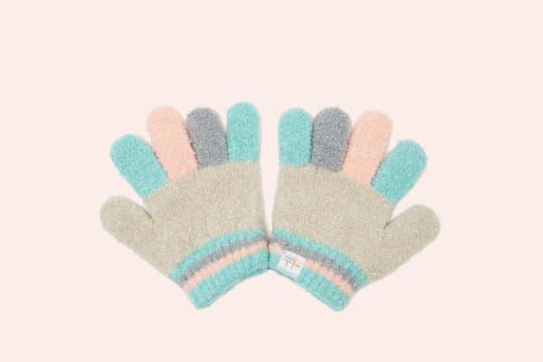 tet. 子ども用手袋 little tokyobike