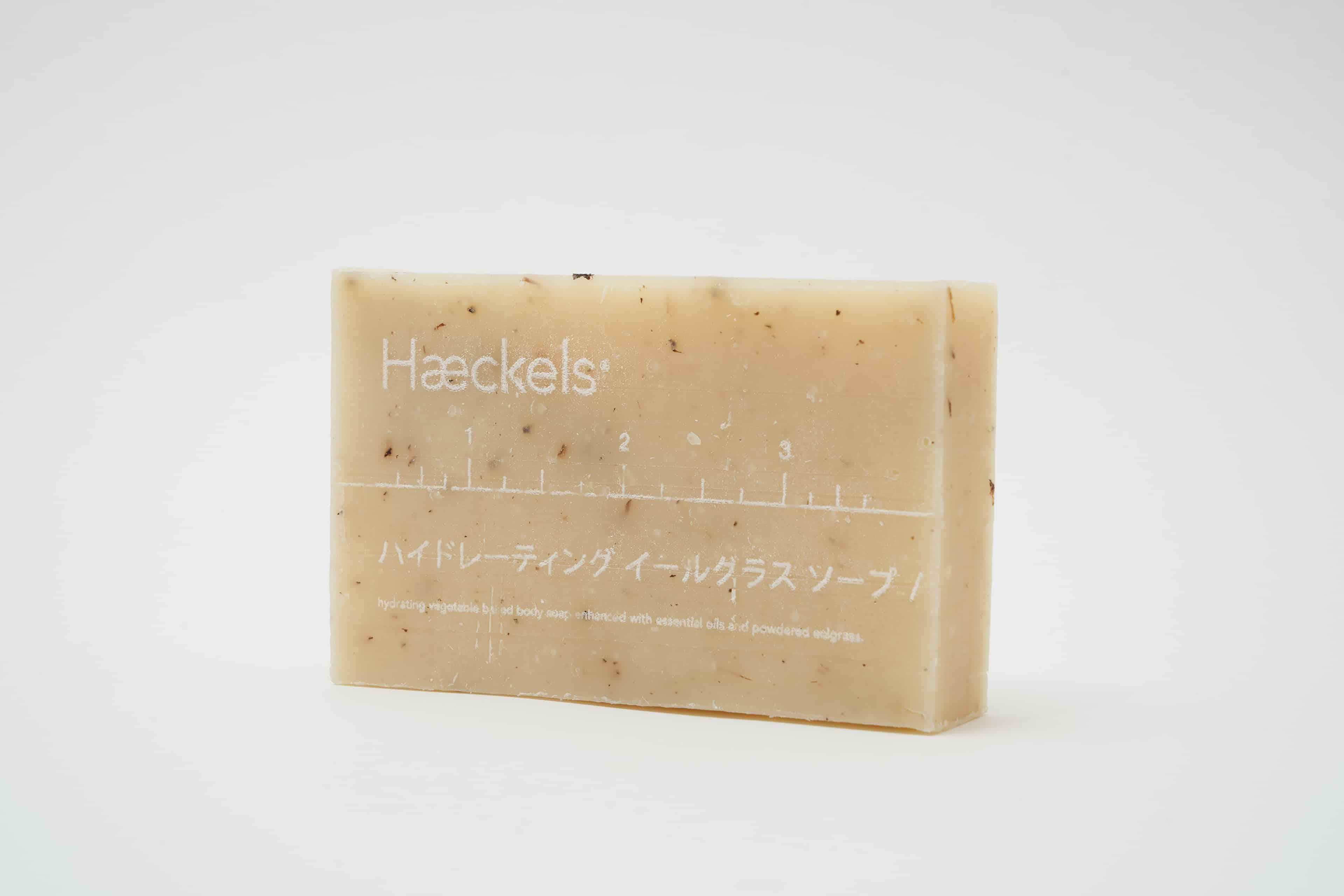 環境に配慮したHaeckels 石鹸