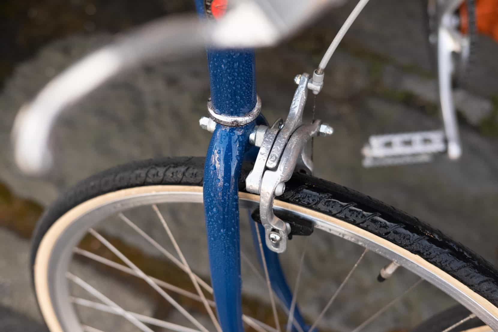 自転車にとって良くないこと