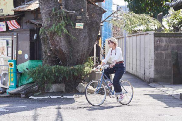 ライフスタイル lifestyle tokyobike 自転車 春