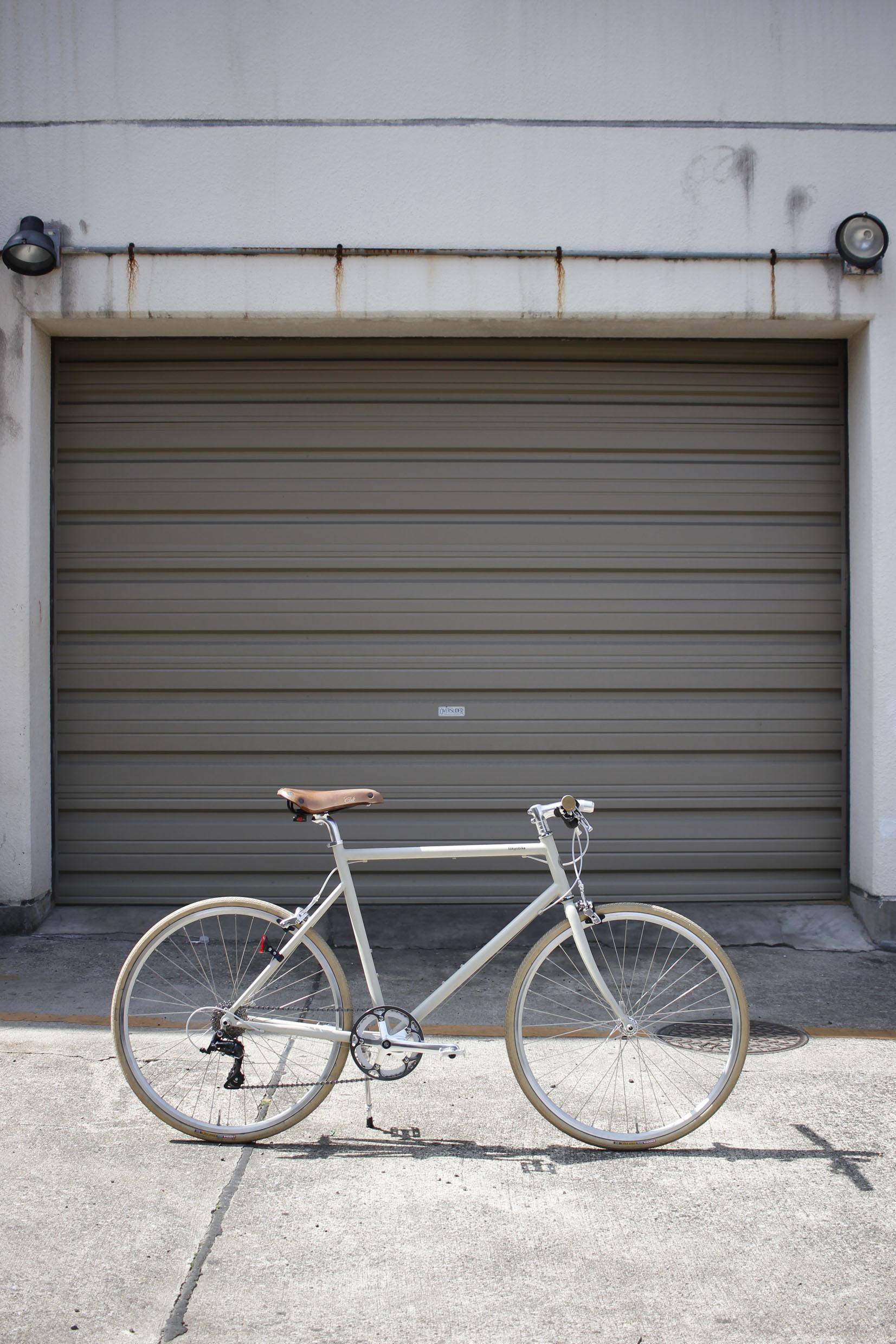 tokyobike クロスバイク カスタム