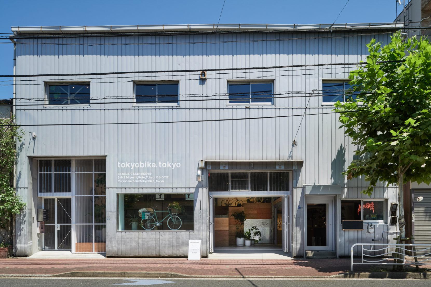 TOKYOBIKETOKYO KIYOSUMISHIRAKAWA トーキョーバイクトーキョー 清澄白河