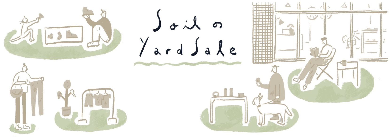 tokyobike谷中soil yardsale