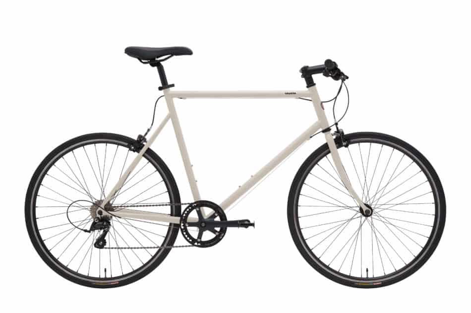 初心者でも乗りやすいクロスバイク