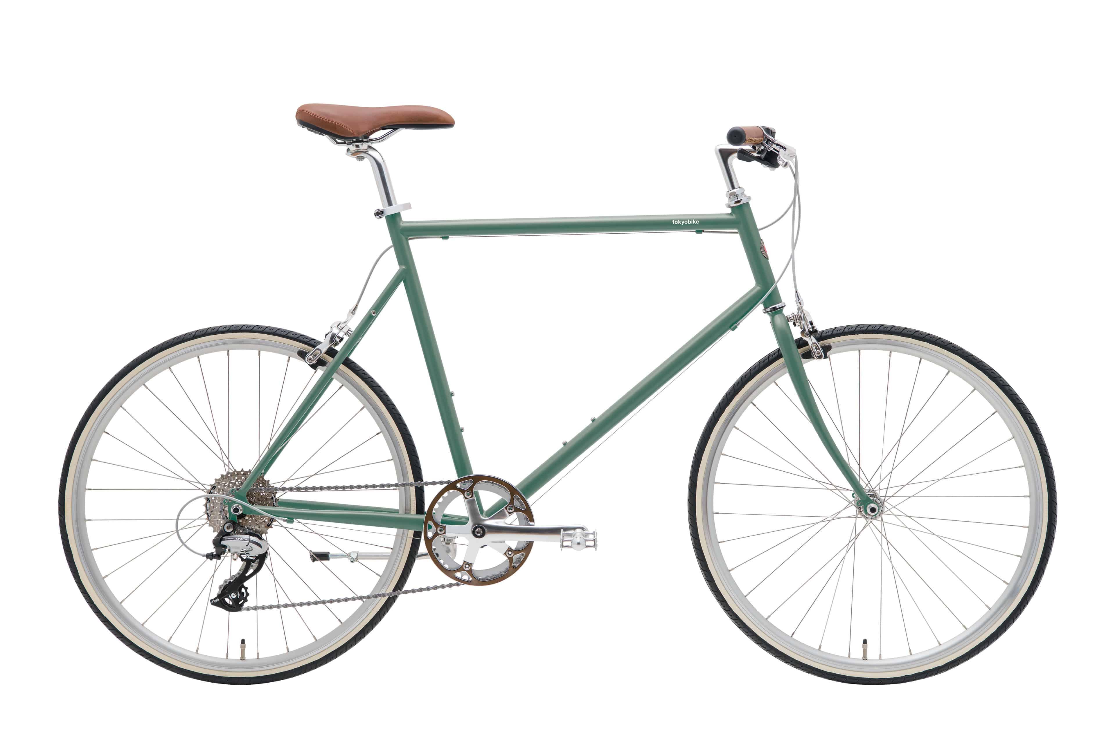 クロスバイク TOKYOBIKE 26 コニファーグリーン