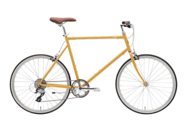 おしゃれなクロスバイク