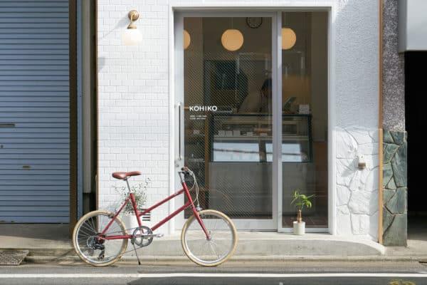 女性が乗りやすい自転車 TOKYOBIKE CALIN