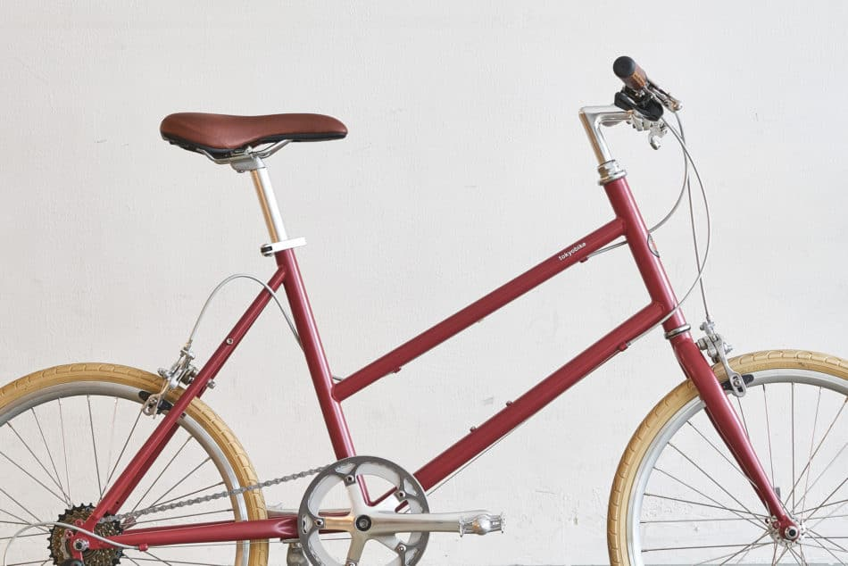 女性が乗りやすい自転車TOKYOBIKE CALIN
