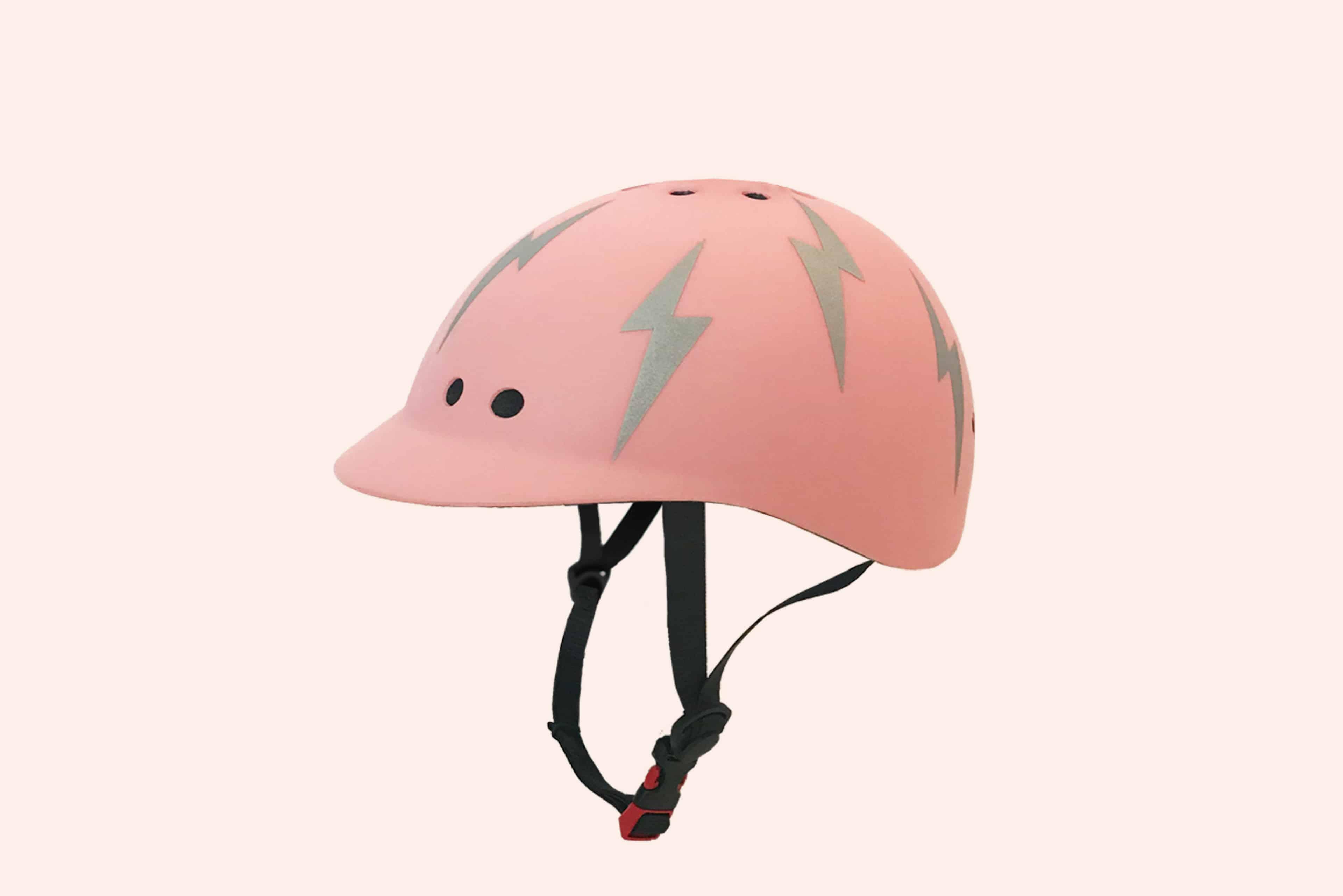 おしゃれなキッズ用ヘルメットSAWAKO tokyobike