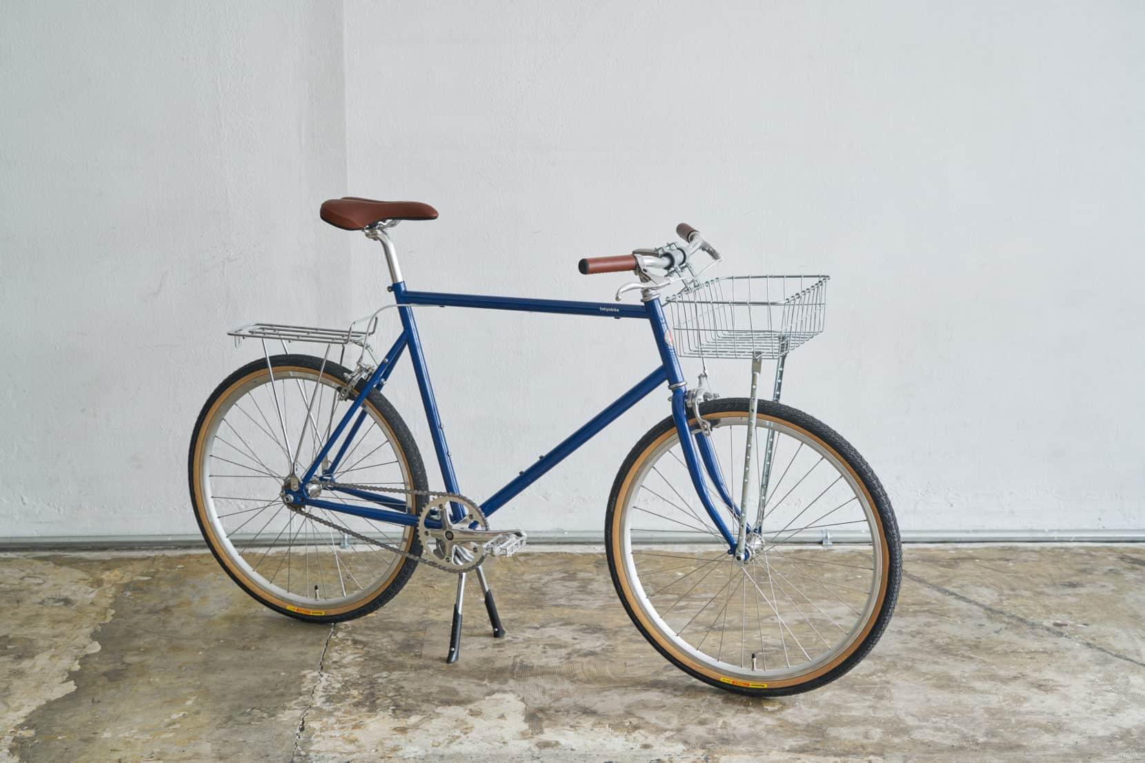 おしゃれ自転車 使いやすいクロスバイク トーキョーバイクの選び方