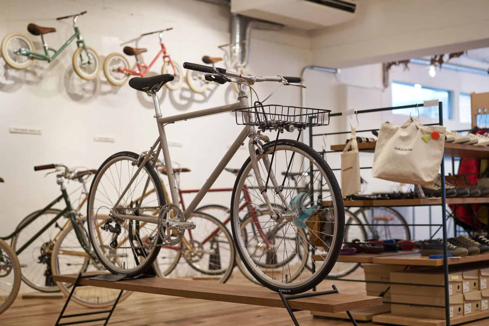 tokyobike shop 高円寺 トーキョーバイク cafe bike