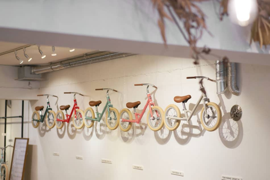 tokyobike shop 高円寺 トーキョーバイク cafe bike 試乗