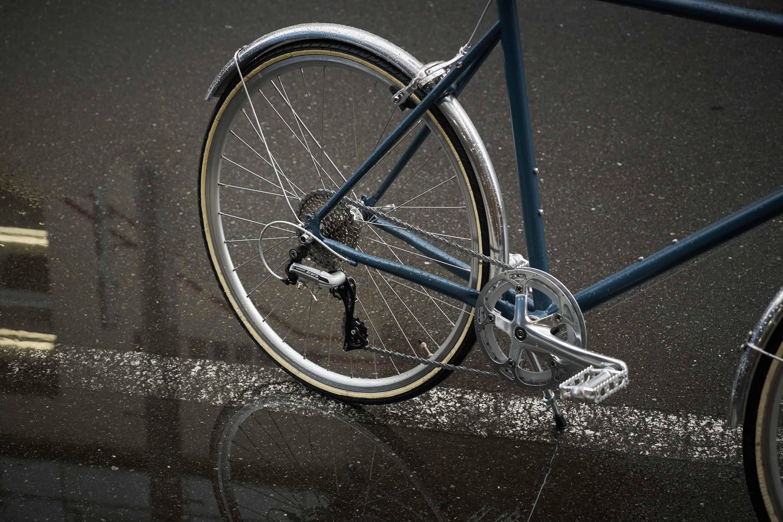 tokyobike Otto raincoat poncho トーキョーバイク 雨の日 レインコート 泥除け フェンダー ポンチョ 自転車
